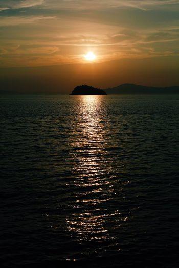 四国の海 Water