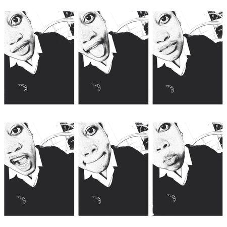 Dont judge ✋. I was bored okay?! Cheese! Bored Selfie Hello World