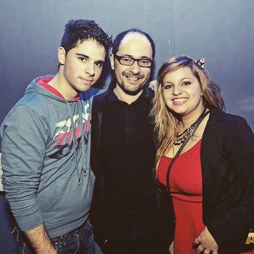 Con Antonio Recio✌✌🎉🎊😘! La que se avecina Jordi Sábado Discteca area 33 Caretos Feliicidad 😊😊😊😊