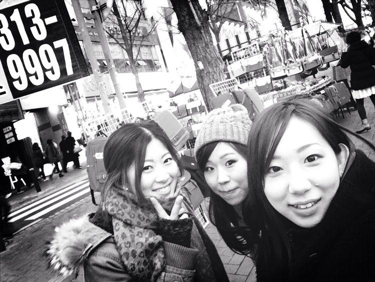 We r in Korea Seoul