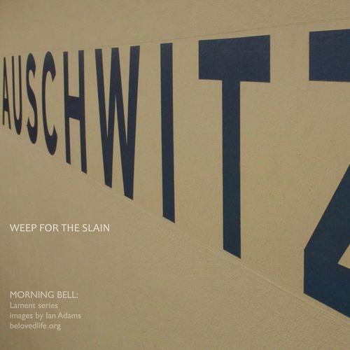 no10 in #Lament series Stillness Prayer Contemplation Jeremiah Holocaust Memorial Berlin Daniellibeskind Auschwitz