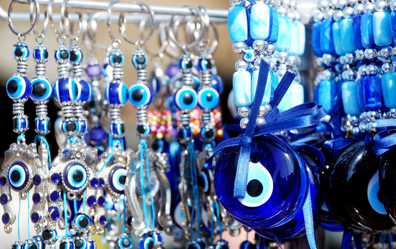 blue eye amulets Evil Eye Evil Eye Amulet Amulet Blue Eye Market Sale Bazaar Blue Beleaf Religion Superstition  Spell Turkey Türkiye Glass - Material