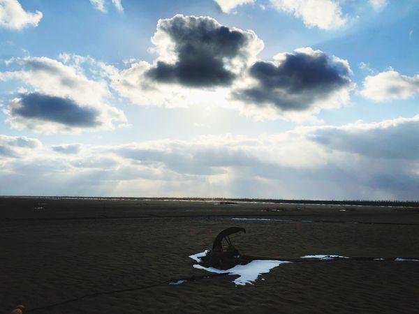 Day Beach Sea Scenics Beauty In Nature