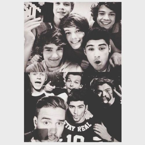 4 years! I'm crying? 4years One Direction Theboysofthestairs MyBoys♥