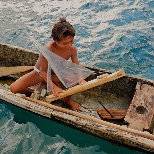 piccoli velisti Sanblas SanblasPanama GunaYala SanBlasIslands Kunayala Handmade Sailing Childhood HECHOaMANO Niños Niñosfelices