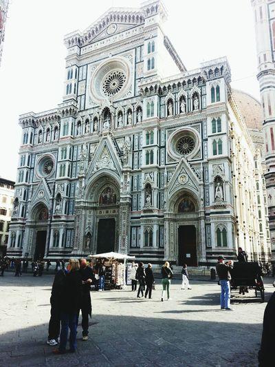 Florence Duomo Santa Maria Del Fiore