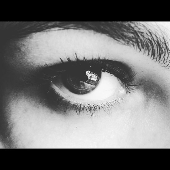 AMPt - My Perspective Photography Popular Photos Eye Blackandwhite Black & White Eyeem4photography Italiangirl B&W Portrait Me