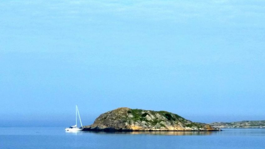 Blue Wave Sea And Sky Swedish Westcoast The Essence Of Summer Oceanfront Oceanview Showcase June
