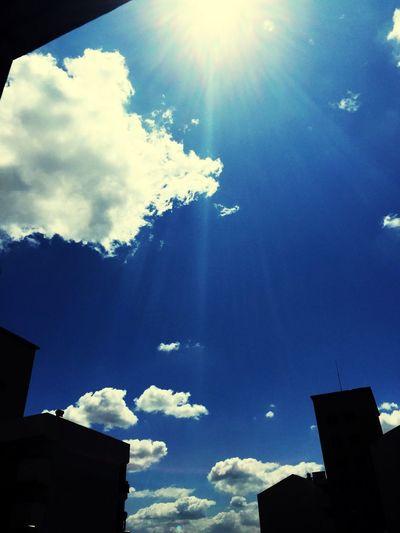 Sky Blue Blue