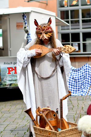 Mittelalter Mittelaltermarkt Schmalkalden