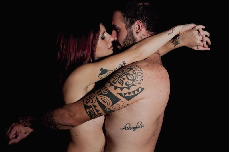 Fede & Matteo Enjoying Life Peoplephotography Peopleportait People People Photography Color Portrait Woman Love Lovers