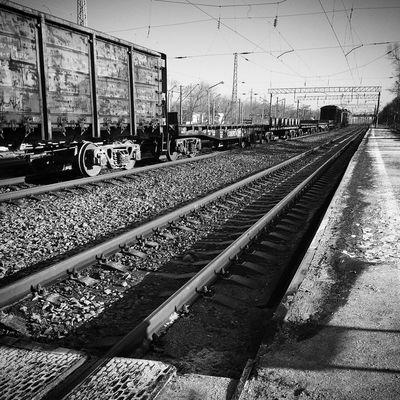 Новый вокзал, г.Таганрог Таганрог таганрогмойгород поезд First Eyeem Photo