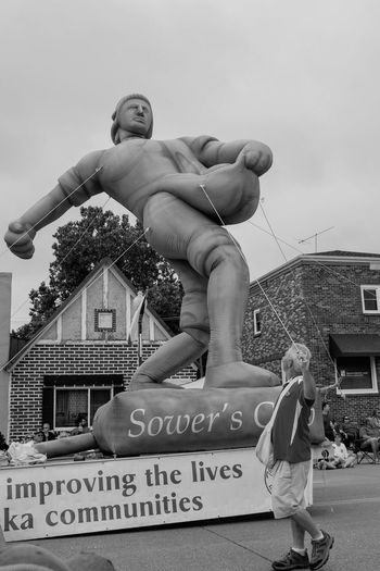 56th Annual National Czech Festival - Saturday August 5, 2017 Wilber, Nebraska Americans Camera Work EventPhotography EyeEm Best Shots FUJIFILM X100S Golden Sower Main Street USA Nebraska Parade Balloon Photo Essay Small Town America Storytelling Visual Journal Wilber, Nebraska Architecture Building Exterior Built Structure City Culture And Tradition Czech Days Czech Festival Day Full Length Lifestyles Low Angle View One Person Outdoors Parade Parade Float People Photo Diary Real People Sky Small Town Stories Streetphoto_bw Text Travel Destinations Young Adult Young Women