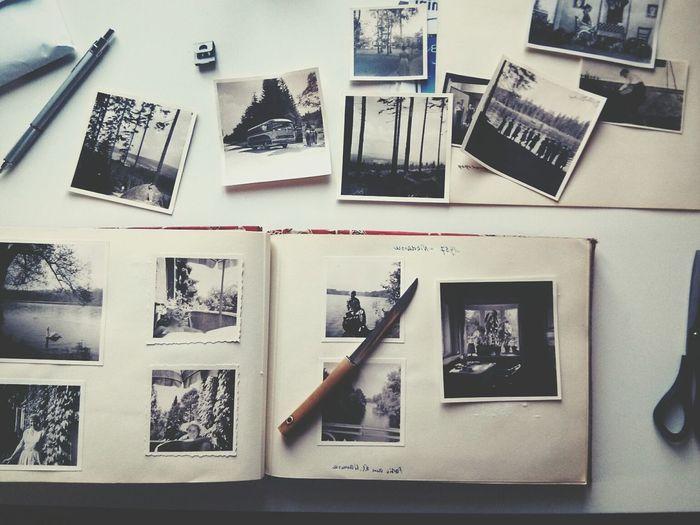 Working ... ( Oldschool Analogue Love ) The Storyteller - 2014 Eyeem Awards