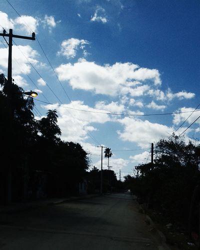 Blue day , Taking Photos First Eyeem Photo