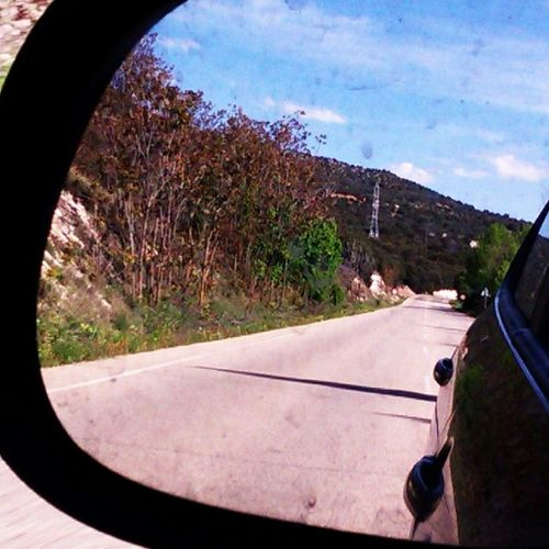 Espejo InTheRoad Road