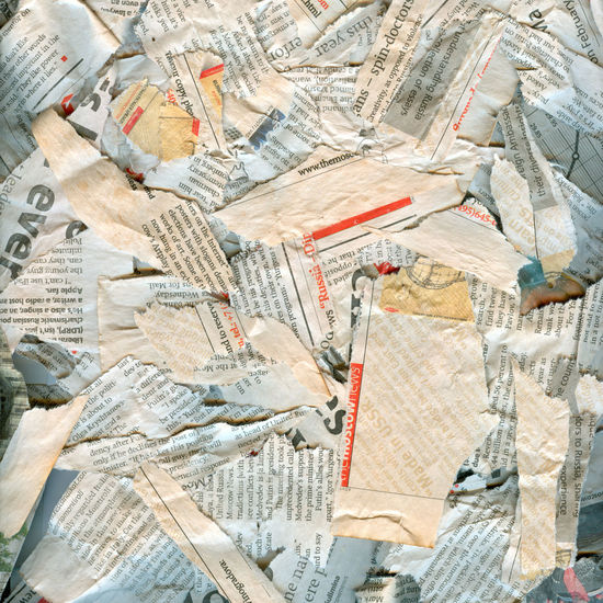 Abstract Art Background Black Blue Clippings Color Cuttings Damage Debris Design Dirt Image Images Letters Litter News Newspaper Quadro