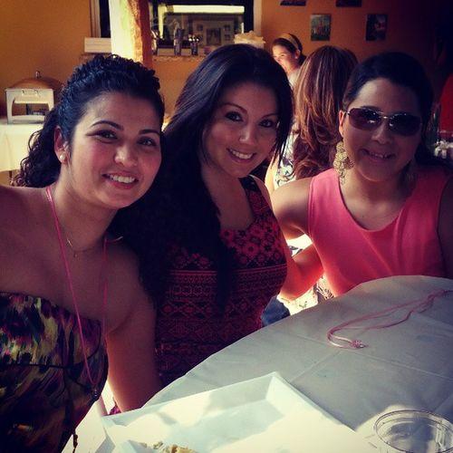 With my girls @eriika0527 @isa_lec Friends Catchup Babyshower Nomatterhowfar itsfeelsperfectallthetime missesyou cantwaitforgirltime
