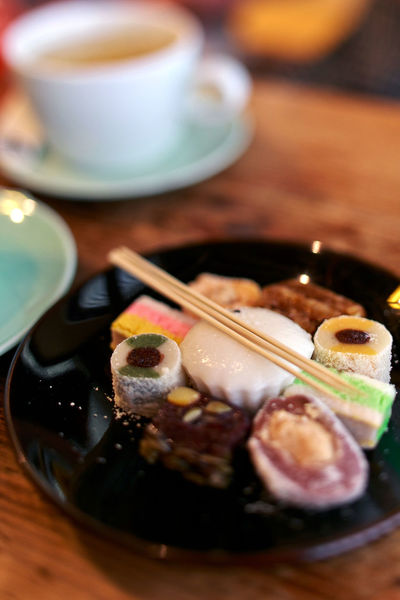 Traditional Korean Desset Food And Drink Food Table Cup Freshness Indoors  Drink Ready-to-eat Crockery Bowl Close-up Indulgence Asian Food Selective Focus Coffee - Drink Still Life Temptation Tray Tea Cup Desserts Korean Food Traditional