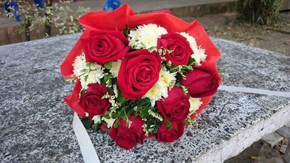 Flower Rose - Flower Red Flower Head Wedding No People Day