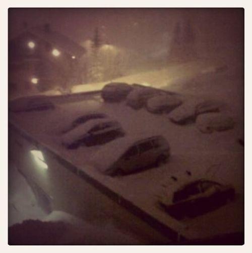 Il Neige Brrrr.....