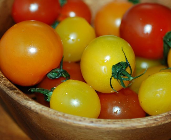 Tomato Tomatoes Up Close Food Macro Macro Beauty Color Colors Colorful Vegetable Abundance