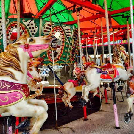 Heritage Day Festival At The Fair Carnival Beautiful Carousel Taking Pictures