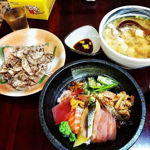 晚餐:蛋白質補充 Food Me 流浪 日本料理