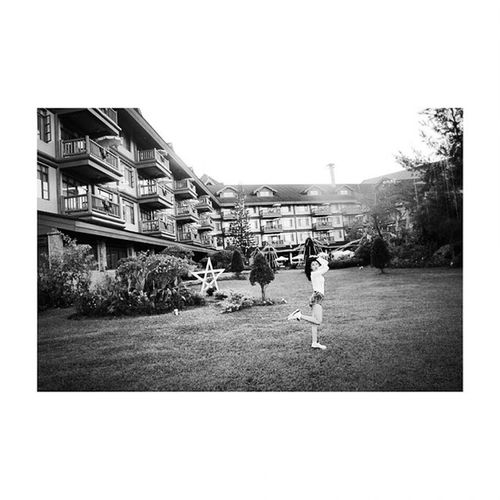 Blackandwhite Manor Campjohnhay MelanieJade Baguiocity Throwback