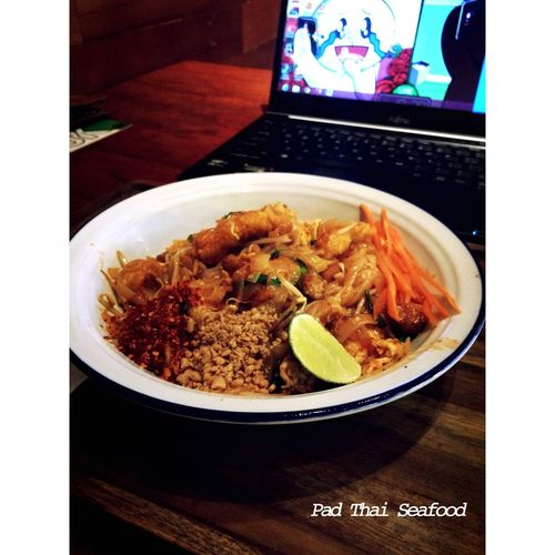 Pad Thai Seafood - Urban Kitchen Food Foodporn Foodgasm Thaifood