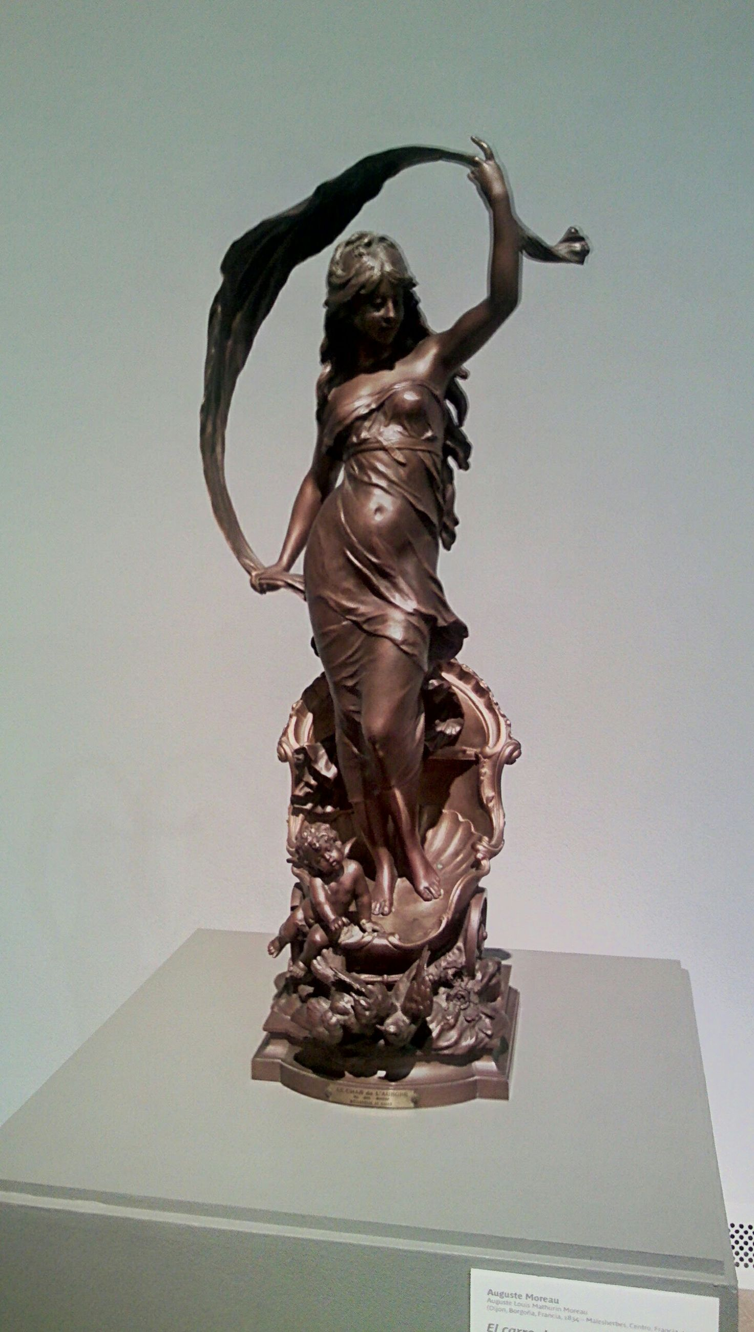 statue, sculpture, indoors, no people, day