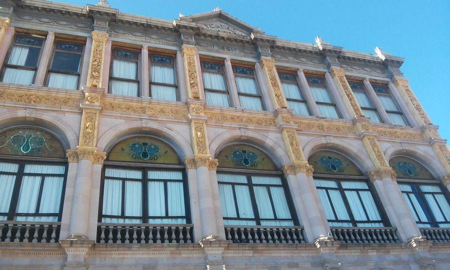 Zacatecas Teatro Calderón