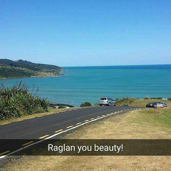Went for a good ol surf at this beach in raglan. Stoked to live in a country with beaches like these! Raglan Raglan Nz