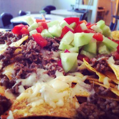 4e Mars. Tema: Vad jag vill (Fritt tema) blev en uppföljning utav gårdagens köttfärsbild.. Idag är den omvandlad till Tacos.