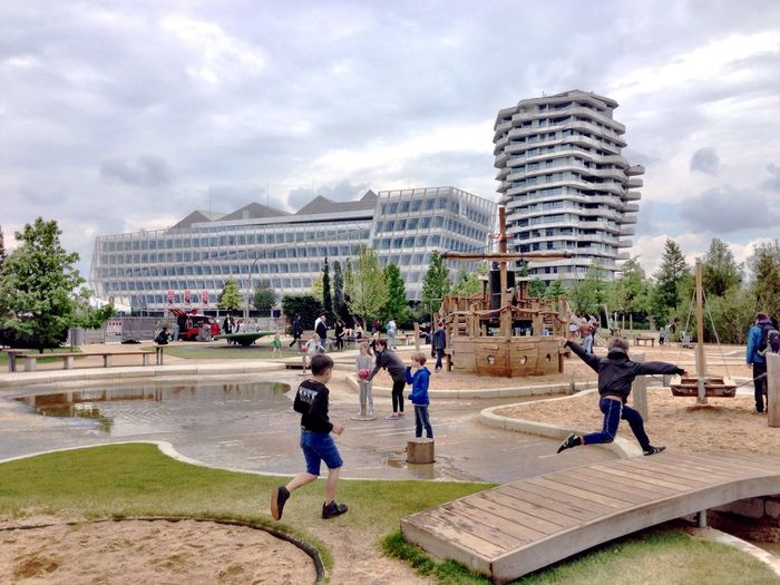 The Stylist - 2014 EyeEm Awards Architecture Hafencity Designed Quarters