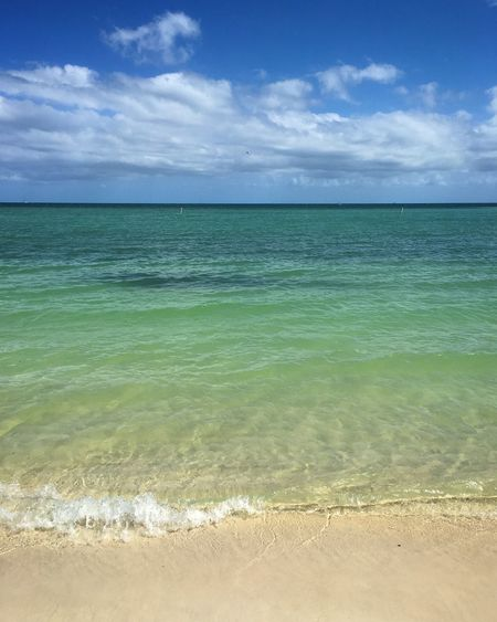 Nature Nature Photography Peace Tranquility Beach Blue Horizon Horizon Over Water Nature Collection Ocean Sand Sea Sky Sky And Sea Tranquil Scene Tropical Climate Water