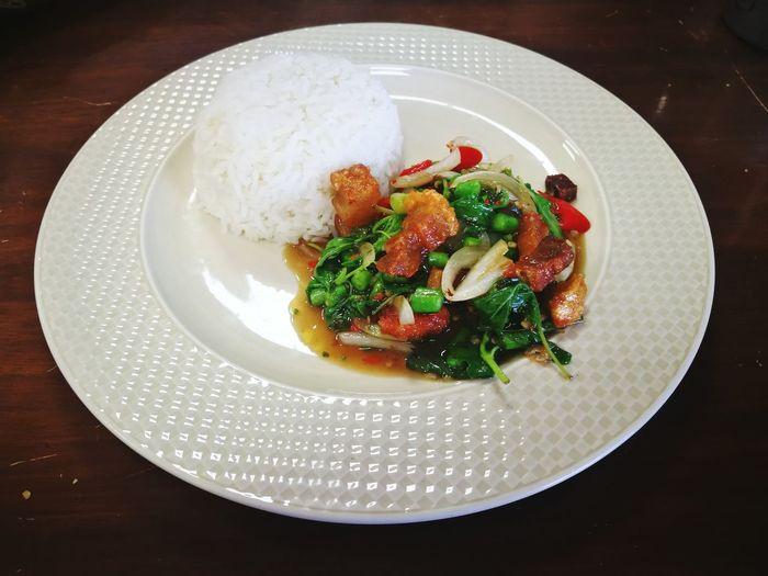 pud grapao thai