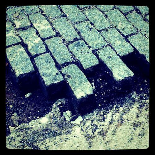 #construction #old #history #ny #nyc #newyork #newyorkcity #city #cobblestone #dirt #sand #stone #road #street #earth #solid #blue #white #goodlight #light #workinprogress #repairs NYC Sand Brooklyn Dirt Old City Newyork Light Repairs Construction Newyorkcity Blue Cobblestone DUMBO Statigram Fall Stone Goodlight History Workinprogress NY Solid Road Publictransportchallenge Earth Street White