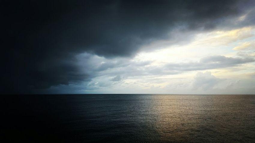 Ocean Ocean View Seaphotography Storm Storm Clouds Australia Queensland Moretonisland Tangalooma Island