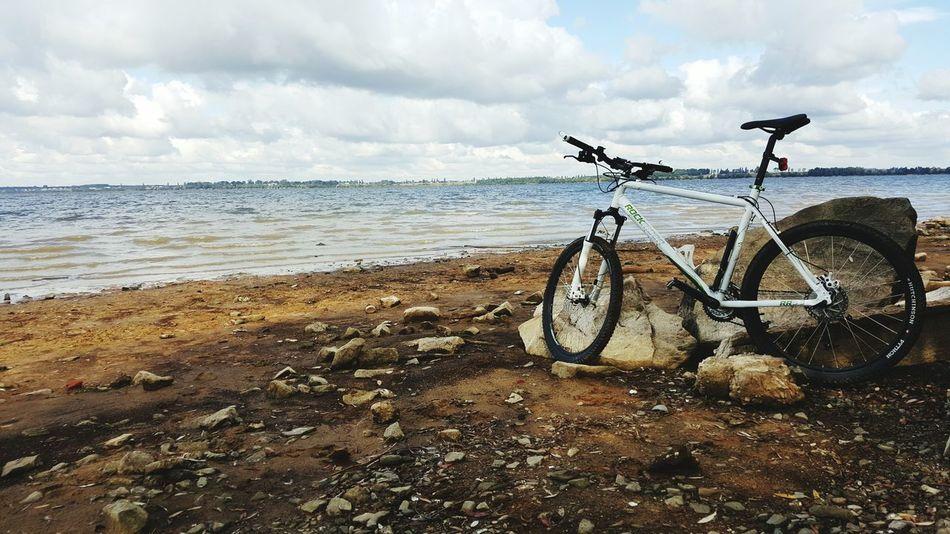 Bike Bicycle Rower Weekend Jezioro Śląsk Wycieczka Travel Travel Photography