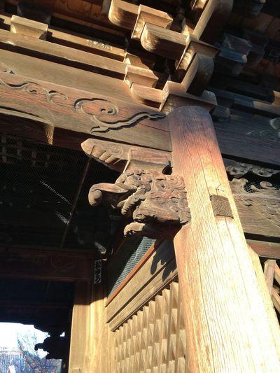 神社仏閣 初詣 象