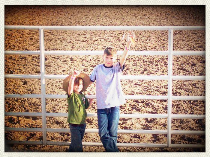 Rodeo at Gilbert, AZ Rodeo