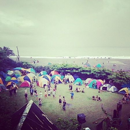 Organik Party Beach Chill Fly