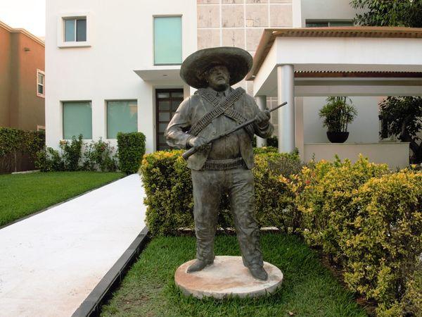 Art Art And Craft Hi! Human Representation Mexico Sculpture Statue Yucatan Mexico
