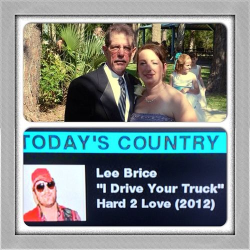 My Daddy and I Leebrice Idriveyourtruck Rip Miss you daddy family love