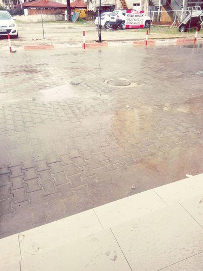Yağ yağmur