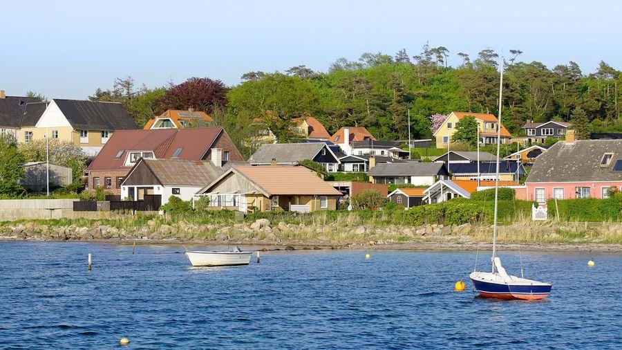 The Great Outdoors - 2016 EyeEm Awards Danmark Dänemark Brunsnæs Flensburger Förde Village Boats Water