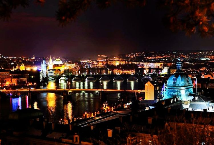 Praha Prague Czech Republic Czech First Eyeem Photo Likeforlike Picture Nightphotography Night IPhone Photography