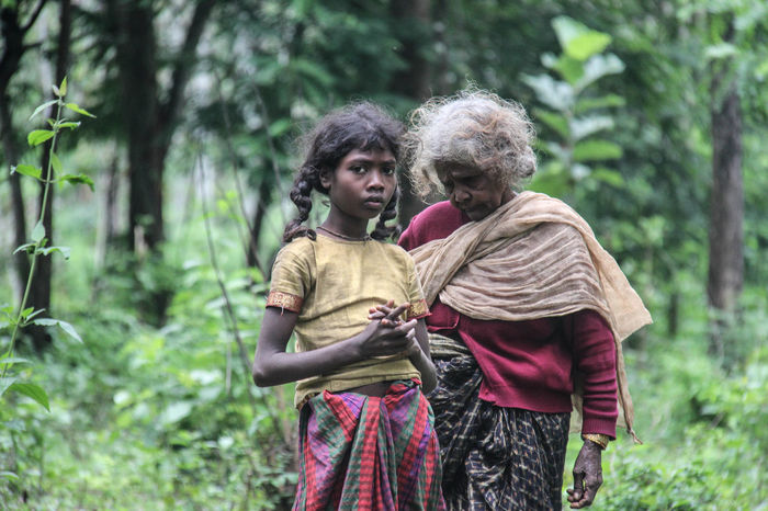 Forest Tribals