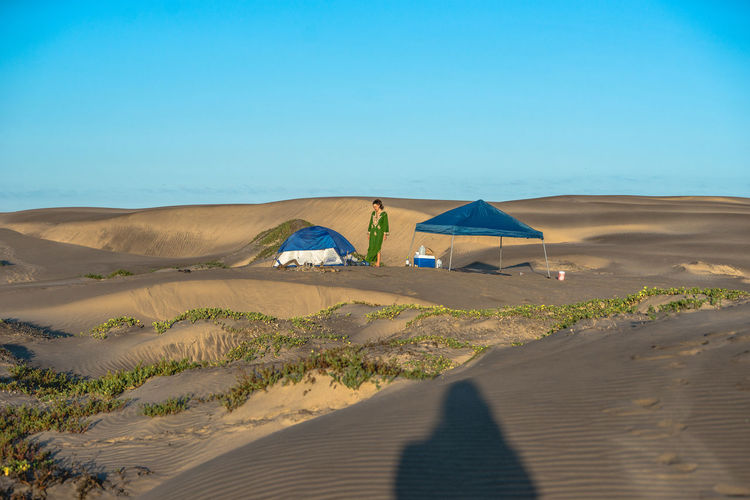 Arid Climate Baja California Beach Life Blue Camping Clear Sky Day Daydreaming Desert Dessert Dreamscapes & Memories Dunes Holiday Landscape Love Nature Outdoors Sand Sand Dune Shadow Summer Sunlight Sunny Tent Wildlife & Nature Connected By Travel Lost In The Landscape